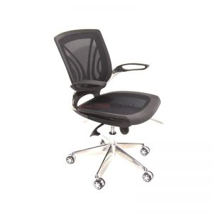 כסא מנהל מפואר דגם SHAKED בריפוד רשת
