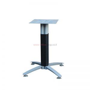 רגל מתכת מרכזית לשולחן דגם TANGO