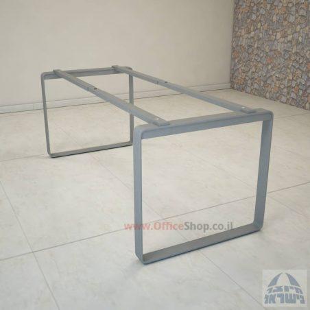 רגל מתכת לשולחן משרדי דגם NIRO
