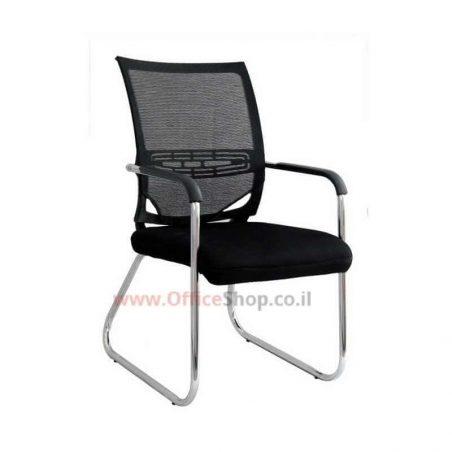 כסא אורח מודרני גב רשת – דגם REPLAY