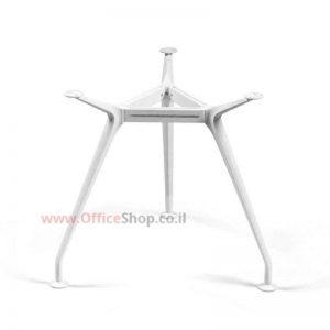 רגל מתכת לשולחן ישיבות עגול דגם SPIDER