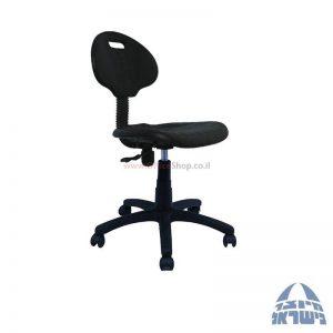 כסא מקצועי  דגם מיקה בסיס ניילון