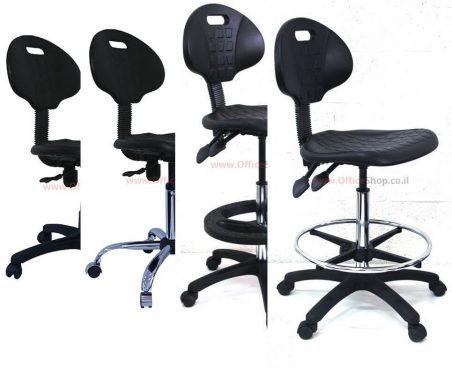 כסא מעבדה מקצועי דגם מיקה M2 בהתאמה אישית (העתק)