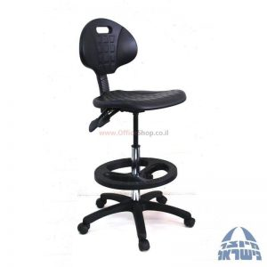 כסא מעבדה מקצועי דגם מיקה M2 בהתאמה אישית