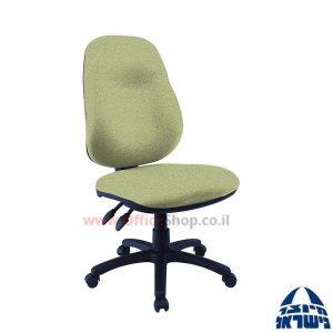 כסא מזכירה משרדי דגם Galya ללא ידיות