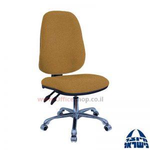 כסא מזכירה דגם Romi פרימיום ללא ידיות