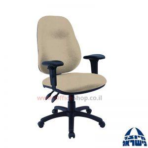 כסא מזכירה משרדידגם Galya + ידיותמתכווננות