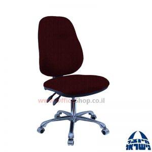 כסא מזכירה דגם Galya פרימיום ללא ידיות