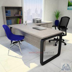 שולחן מזכירה פינתי דגם Ola – M5