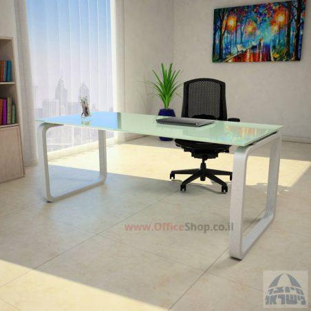 שולחן כתיבה דגם Ola Glass