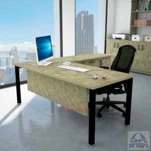 שולחן מזכירה פינתי דגם  Rotem – M5