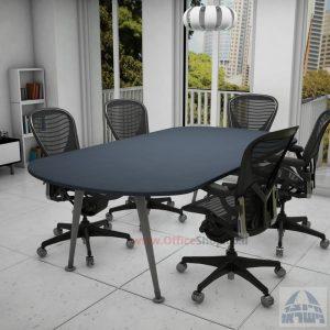 שולחן ישיבות מעוצב דגם Keren בהתאמה אישית
