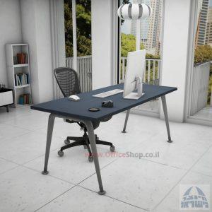 שולחן כתיבה מעוצב דגם Keren רגלכסופה