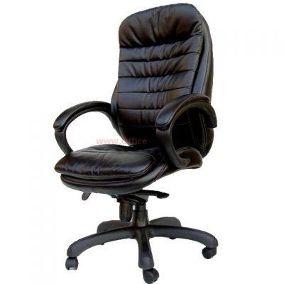 כסא מנהלים מפואר דגם מנהטן בריפוד PU משובח