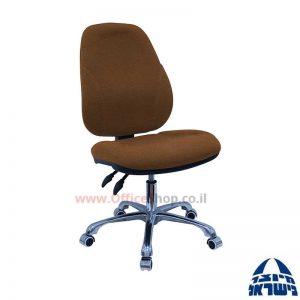 כסא מזכירה דגם Gal פרימיום ללא ידיות