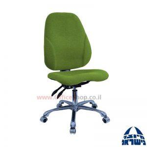 כסא מזכירה דגם גל Gal פרימיום כולל מושב ארגונומי