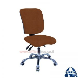 כסא מזכירה דגם גל Ofir פרימיום כולל מושב ארגונומי