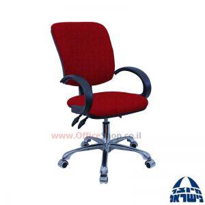 כסא מזכירה דגם Ofir פרימיום + ידיות סהר