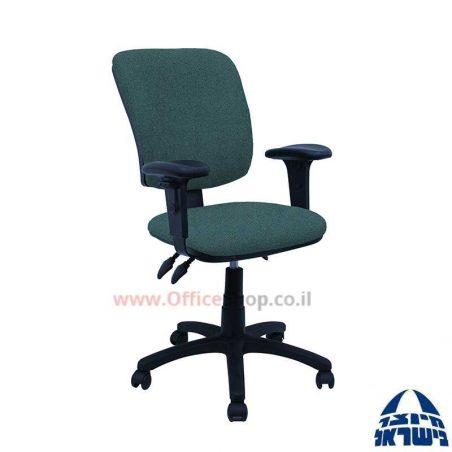 כסא מזכירה משרדי דגם Ofir בהתאמה אישית