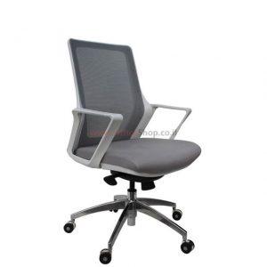 כסא מנהלים מבד רשת איכותי דגם SADAN