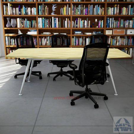 שולחן ישיבות מעוצב ויוקרתי דגם Spider בהתאמה אישית