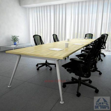 שולחן ישיבות מעוצב ויוקרתי דגם Spider באורך כפול