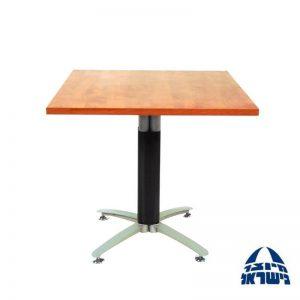 """שולחן ישיבות דגם TANGO מרובע 80 ס""""מ"""