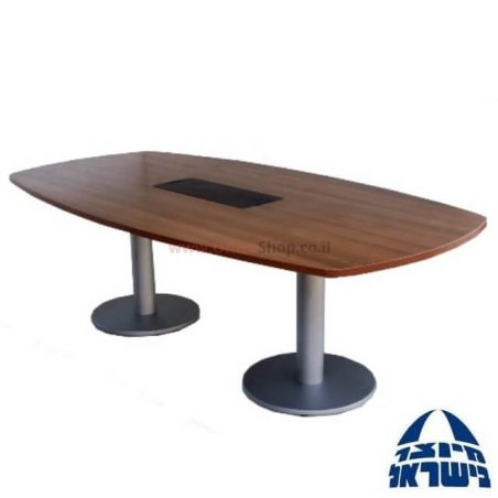 שולחן דיונים 2 רגלי GAMBO