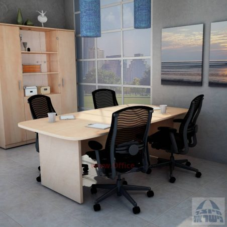 שולחן ישיבות משרדי דגם SHERTON