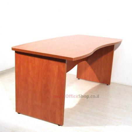שולחן כתיבה ארגונומי דגם גל 170X80