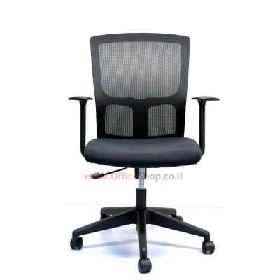כסא מזכירה דגם ארגוטק – גב רשת