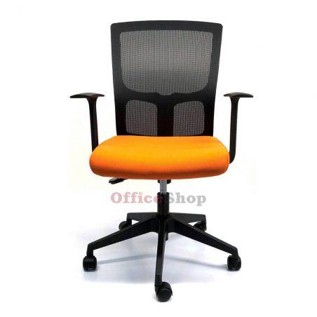 כסא מזכירה דגם ארגוטק - גב רשת