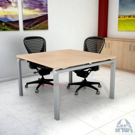 שולחן ישיבות מרובע  דגם Moro בהתאמה אישית