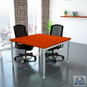 שולחן ישיבות מרובע ויוקרתי דגם Tomer