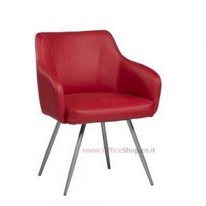 כסא המתנה מעוצב דגם Vienna
