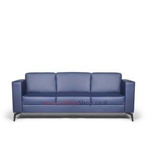 כורסת המתנה משרדית דגם SHANI תלת מושבית