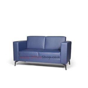 כורסת המתנה משרדית דגם SHANI דו מושבית
