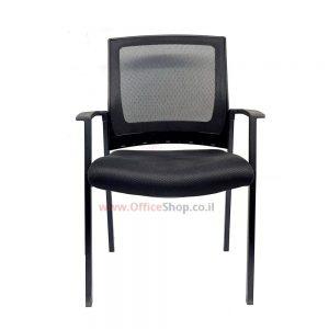כסא אורח גב רשת – דגם דה וינצ'י
